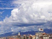 Landscape of Viareggio Versilia Italy Royalty Free Stock Image