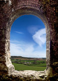 Landscape View Stock Photo