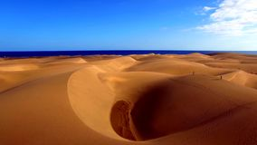 Landscape and view of beautiful Gran Canaria at Canary Islands, Spain.  stock photos