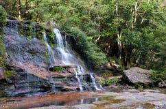 Landscape view of Katoomba Cascades  Blue Mountains New South Wa Stock Image