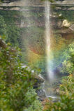 Landscape view of Katoomba Falls Blue Mountains New South Wales Stock Photography