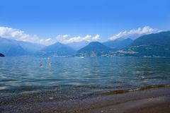 Lake Como, Italy Royalty Free Stock Photography