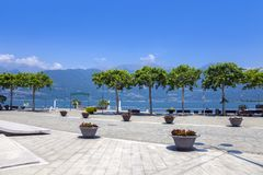 Lake Como, Italy Royalty Free Stock Photos