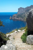 Landscape view Mallorca Royalty Free Stock Photo