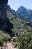 Landscape view Mallorca Stock Images