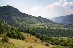 Teteven mountains Royalty Free Stock Photos