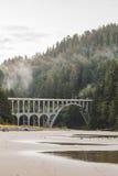 Landscape view on the Oregon coast Stock Photo