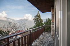 Landscape view Stock Images
