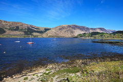 Loch Leven, Glencoe Royalty Free Stock Photography