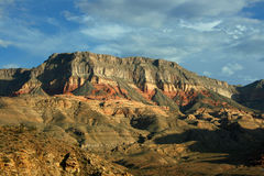 Landscape in Virgin River Canyon Stock Images