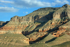 Landscape in Virgin River Canyon Stock Photo
