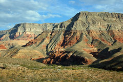 Landscape in Virgin River Canyon Royalty Free Stock Image