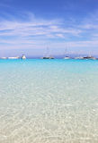 Voutoumi beach Antipaxos island Greece Stock Photos