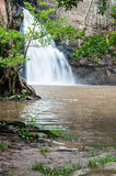 Landscape water fall in thailand Royalty Free Stock Image