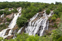 Landscape of Water Falls stock photography