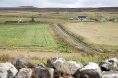 Landscape, Waternish, Isle of Skye Stock Images