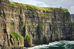 Landscape from the west coast ireland Stock Images