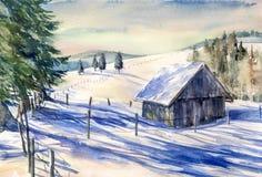 Landscape royalty free illustration