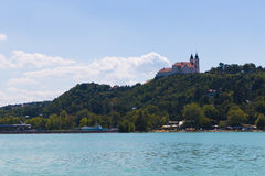 Free Landscape With Abbey Of Tihany Royalty Free Stock Photography - 98291147