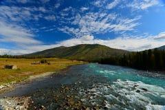 Landscape in the wonderland Stock Images