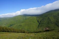 Landscape of Wutaishan Stock Image