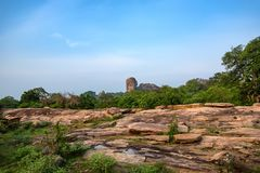 Landscape Yala National Park, Sri Lanka Stock Image