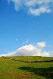 Landscape in Yorkshire Dales (UK) Royalty Free Stock Photo