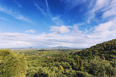 Landscape of zante island Royalty Free Stock Images