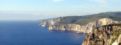 Landscape of zante island Royalty Free Stock Image