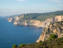 Landscape of zante island Stock Photo