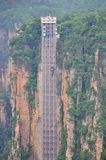 Landscape in Zhangjiajie of China Stock Image