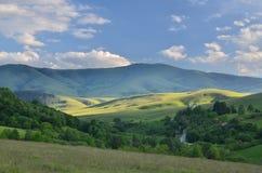 Landscape of Zlatibor Mountain Royalty Free Stock Photos