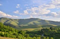 Landscape of Zlatibor Mountain Stock Photography