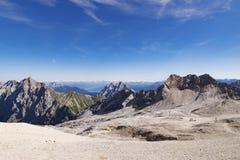 Landscape Zugspitze Stock Photos