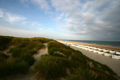 landscape01 duński Zdjęcie Stock