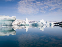 Landscape2 islandês Fotos de Stock Royalty Free