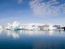Landscape2 islandês Imagens de Stock Royalty Free