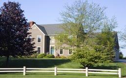 Landscaped Estate Royalty Free Stock Photo