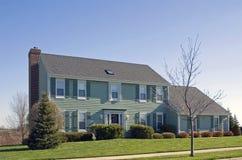 Landscaped Estate Stock Image