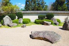 landscaped  garden Stock Images