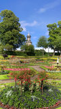 Town Park Garden Royalty Free Stock Photos