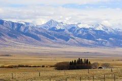 landscapes гора стоковая фотография rf