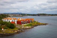 landscapes норвежец Стоковая Фотография RF