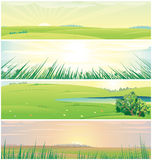 Landscapes Royalty Free Stock Image