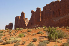 Landscapes of america Stock Photo