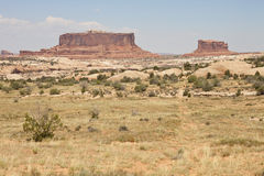 Landscapes of america Stock Photography