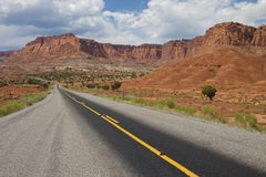 Landscapes of america Royalty Free Stock Images