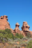 Arches NP Royalty Free Stock Image
