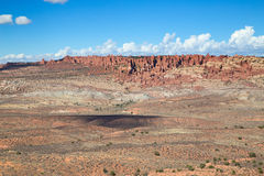 Arches NP Stock Image