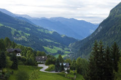 Landscapes of austria Stock Photos